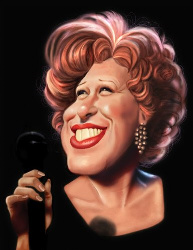 Bette Midler The Divine Miss M is always a hit at parties, functions and events