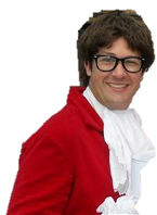 The irresistible Austin Powers Man of Mystery will create a truly shagadelic experience for your next party GROOVY BABY